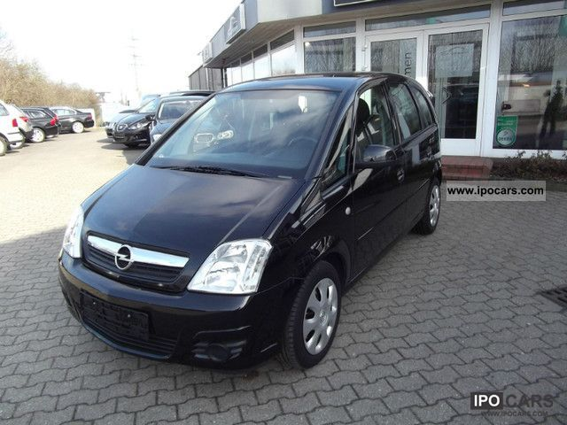 2007 Opel  Meriva 1.3 CDTI DPF Catch me CLIMATE / APC / SITZH Van / Minibus Used vehicle photo