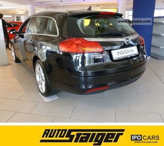 2011 Opel Insignia Sports Tourer Sports