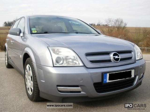2004 opel signum 3 0 v6 cdti car photo and specs. Black Bedroom Furniture Sets. Home Design Ideas