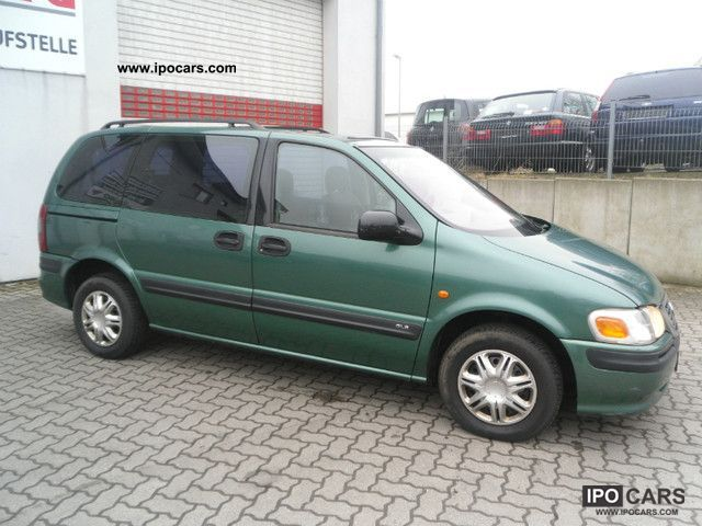 1999 opel sintra 2 2 dti 7 sitzer anh ngerkupplung klima car photo and specs. Black Bedroom Furniture Sets. Home Design Ideas