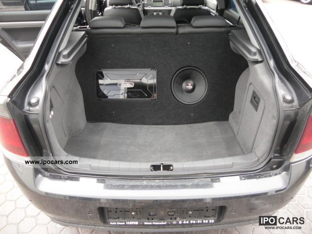 2006 opel vectra gts 2 8 v6 turbo automatic leather navi. Black Bedroom Furniture Sets. Home Design Ideas