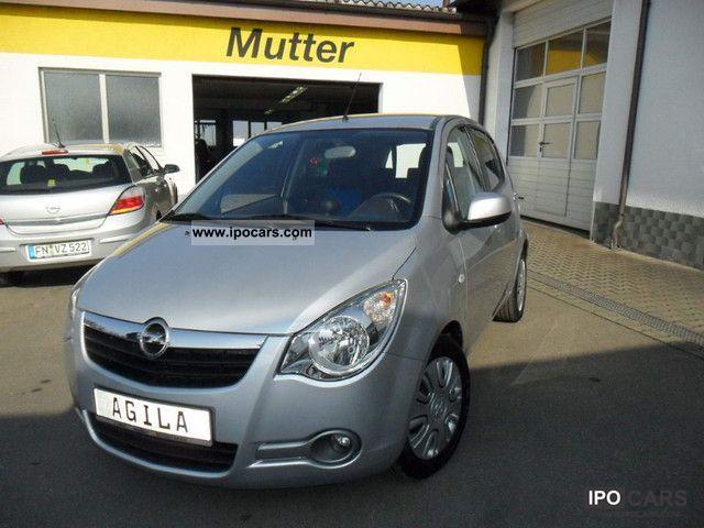 2008 Opel  Agila B Small Car Used vehicle photo