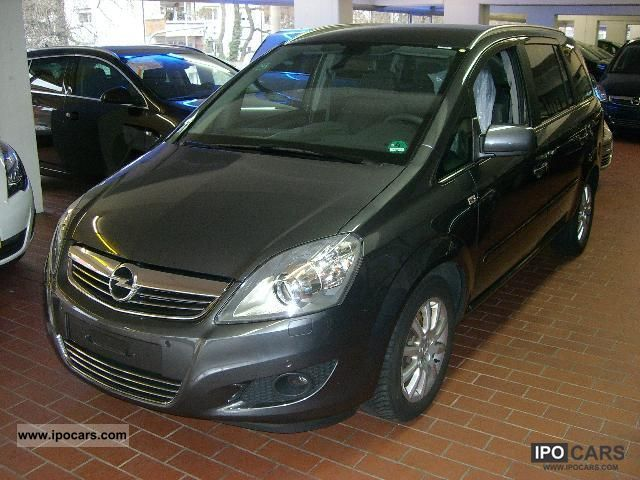 2011 opel zafira b 1 8 innovation bi xenon shz park. Black Bedroom Furniture Sets. Home Design Ideas
