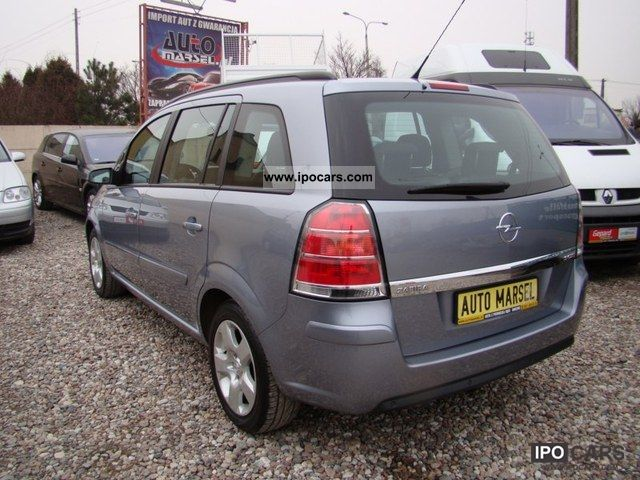 2005 opel zafira 1 9 cdti related infomation specifications weili automotive network. Black Bedroom Furniture Sets. Home Design Ideas