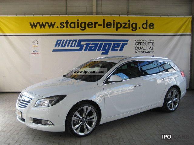 ... CDTI ST Innova / OPC Line / Interior / Estate Car New vehicle photo