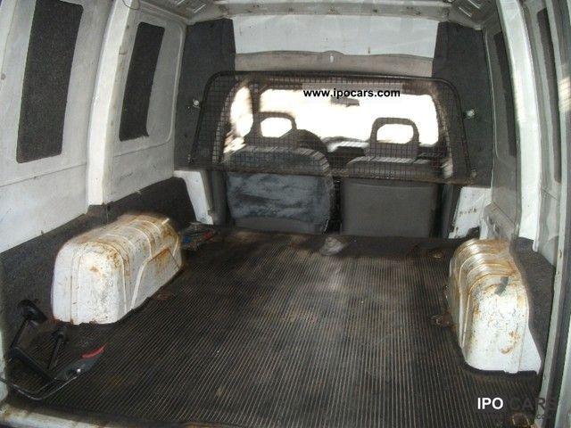 Opel Combo Lgw on Old 4 Door Trucks