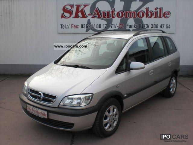 2004 Opel  DTI Zafira 2.0 Njoy Van / Minibus Used vehicle photo