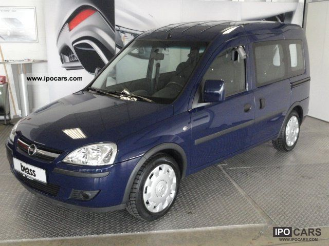 2008 opel combo 1 4 twinport edition car photo and specs. Black Bedroom Furniture Sets. Home Design Ideas