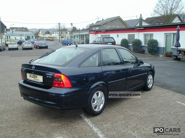 2000 opel vectra b 1 8 16v edition 2000 climate car photo and specs. Black Bedroom Furniture Sets. Home Design Ideas
