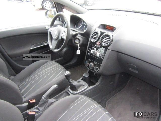 2010 opel corsa 1 3 cdti 75cv ecof 5p edition car photo and specs. Black Bedroom Furniture Sets. Home Design Ideas