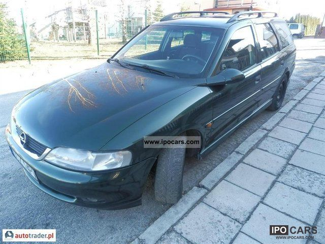 2000 Opel  Vectra Other Used vehicle photo