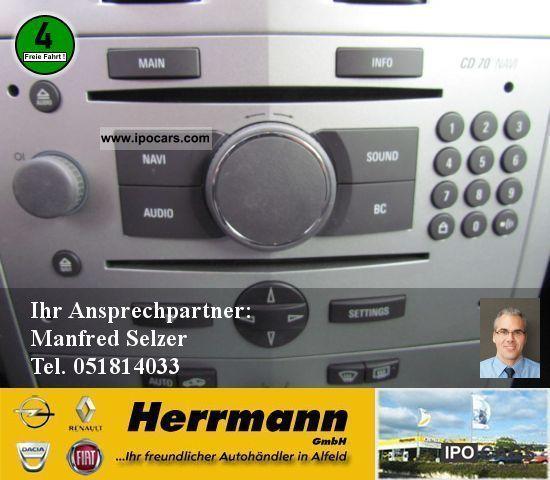 2008 Opel Astra GTC 1.9 CDTI Sport NAVIGATION