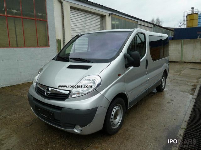 2006 opel vivaro 2 5 cdti air navi 8 seats car photo and. Black Bedroom Furniture Sets. Home Design Ideas