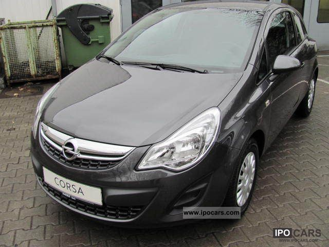 2012 opel corsa 1 2 16v ecoflex selection car photo and. Black Bedroom Furniture Sets. Home Design Ideas