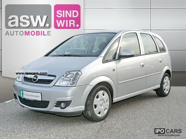 2008 opel meriva 1 4 edition air conditioning power windows car photo and specs. Black Bedroom Furniture Sets. Home Design Ideas