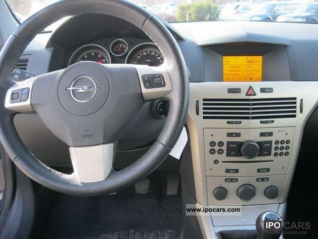 2008 Opel Astra H Estate Bi Xenon Klimaautomatik Car