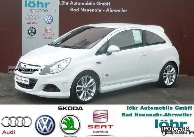 2010 Opel Corsa 1.4 16V OPC Line Small Car Used vehicle photo