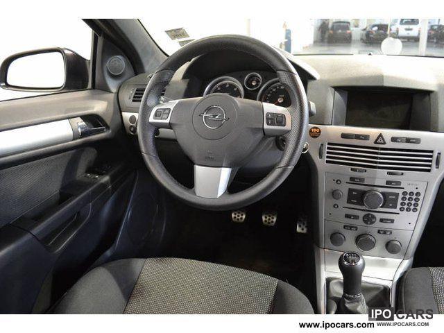 2008 Opel Astra Gtc 1 7 Cdti Dpf Sport Navi Car Photo