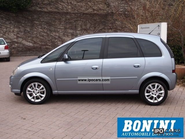 2008 opel meriva 1 3 cdti ecoflex cosmo car photo and specs. Black Bedroom Furniture Sets. Home Design Ideas
