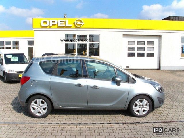 2010 opel meriva car photo and specs. Black Bedroom Furniture Sets. Home Design Ideas