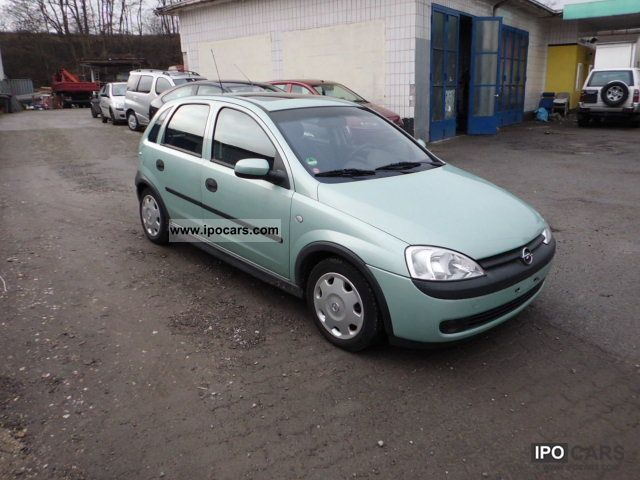 2002 opel corsa 1 4 16v elegance automatic air 1hand car photo and specs. Black Bedroom Furniture Sets. Home Design Ideas