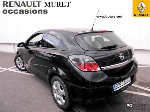 2008 opel astra gtc 1 7 cdti 100 enjoy car photo and specs. Black Bedroom Furniture Sets. Home Design Ideas