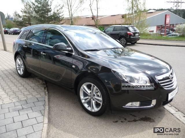 2012 opel insignia sports tourer 2 0 cdti innovation car photo and specs. Black Bedroom Furniture Sets. Home Design Ideas