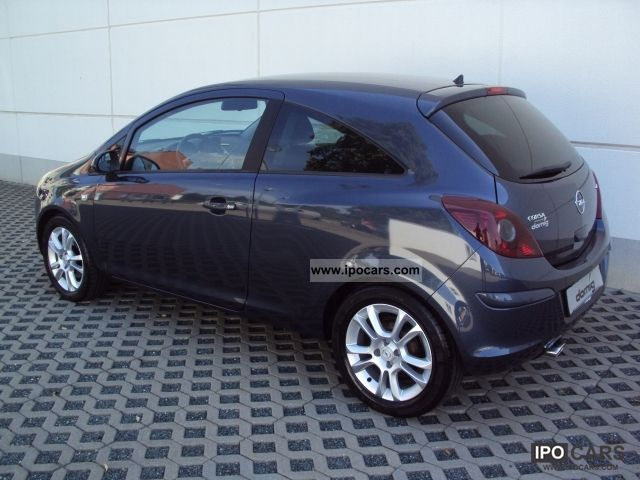 2010 opel corsa d 1 3 cdti dpf sport klimaaut cd car photo and specs. Black Bedroom Furniture Sets. Home Design Ideas