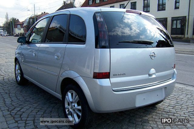 2008 opel meriva 1 6 16v cosmo cared state guarantee car photo and specs. Black Bedroom Furniture Sets. Home Design Ideas