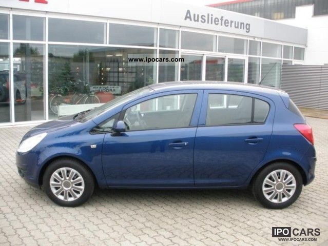 2010 opel corsa 1 2 twinport edition climate car photo. Black Bedroom Furniture Sets. Home Design Ideas