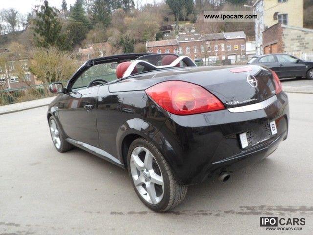2007 opel tigra 1 3 cdti convertible car photo and specs. Black Bedroom Furniture Sets. Home Design Ideas