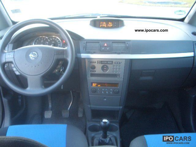 2003 Opel Meriva 1.7 CDTI Van / Minibus Used vehicle photo 6