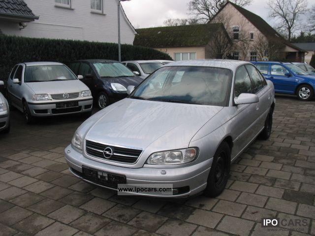 2001 Opel  Omega Design Edition 3.0 Limousine Used vehicle photo