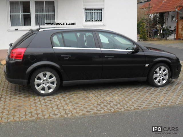 2005 opel signum 1 9 cdti car photo and specs. Black Bedroom Furniture Sets. Home Design Ideas