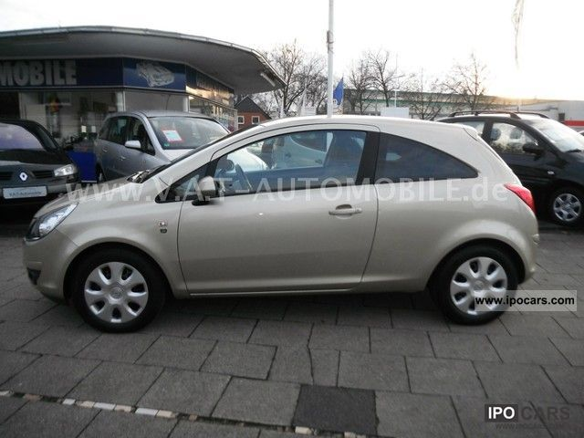 2010 opel corsa 1 2 16v ecoflex car photo and specs. Black Bedroom Furniture Sets. Home Design Ideas