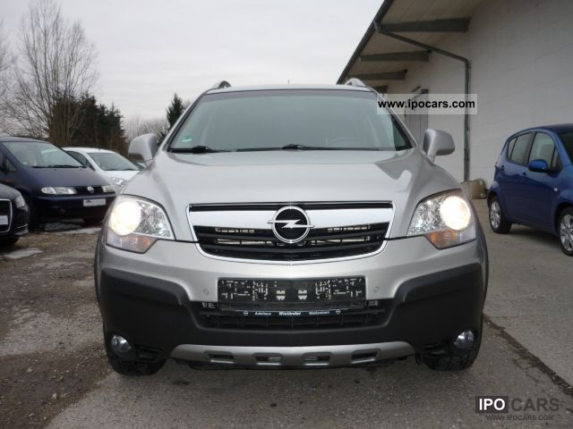 2007 opel antara 2 0 cdti dpf edition 4x4 18 car. Black Bedroom Furniture Sets. Home Design Ideas