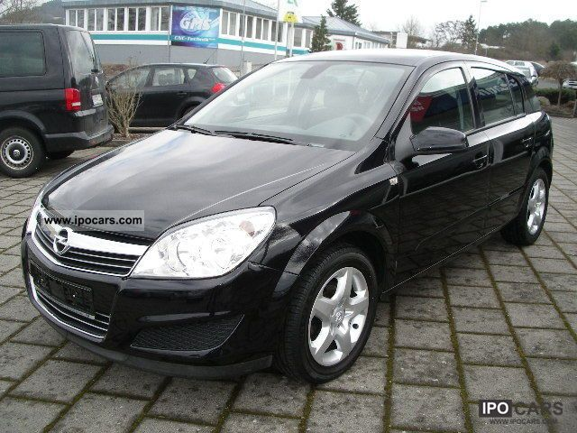 2008 opel astra 1 4 edition car photo and specs. Black Bedroom Furniture Sets. Home Design Ideas