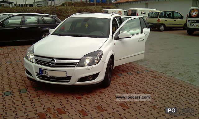 Opel  Astra1.8-140HP-station wagon with LPG / Xenon 2008 Liquefied Petroleum Gas Cars (LPG, GPL, propane) photo