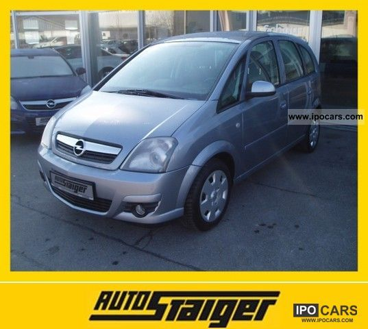 2008 Opel  A Innovation Meriva 1.6 Van / Minibus Used vehicle photo