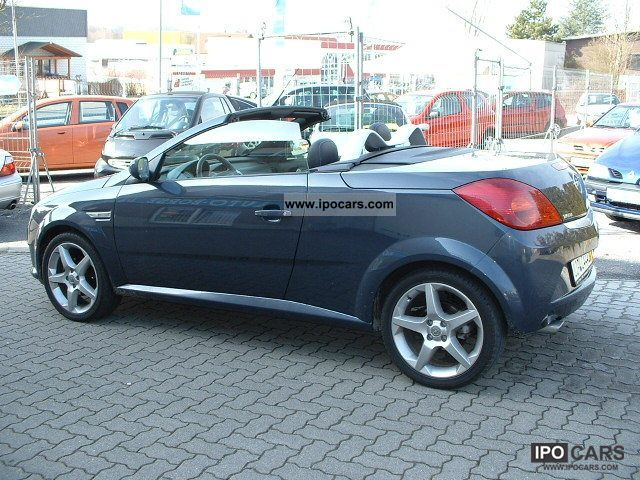 2008 opel tigra twin top 1 8 edition car photo and specs. Black Bedroom Furniture Sets. Home Design Ideas