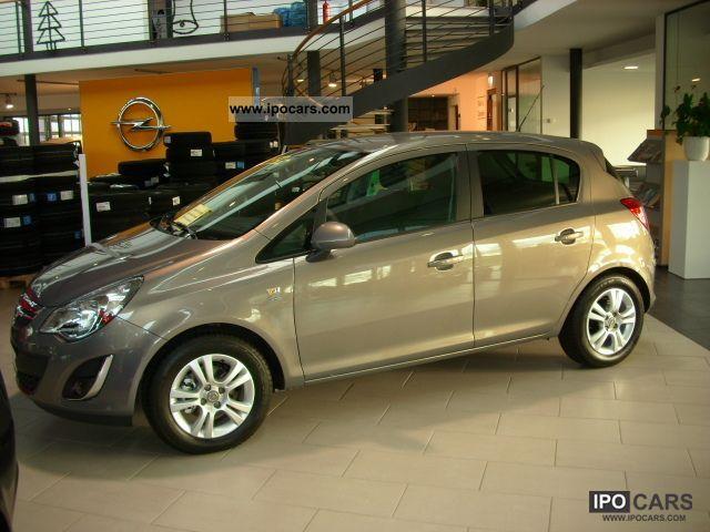 2012 Opel Corsa 1 2 16v Eco Satellite Finance 0 9 Car