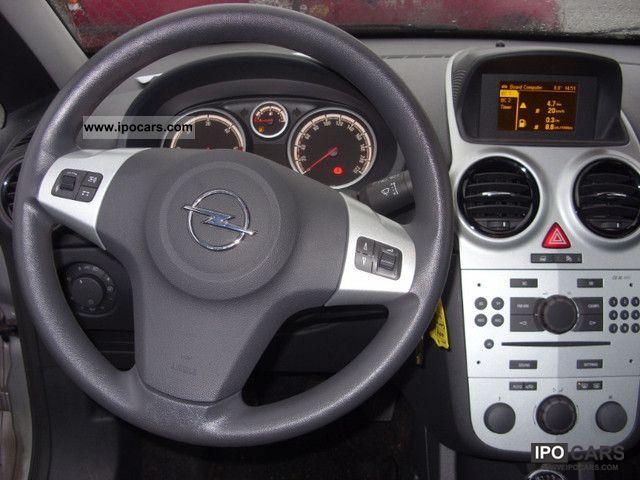 2009 Opel Corsa 1 3 Cdti Ecoflex Dpf Car Photo And Specs