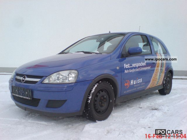 2005 Opel  2006 automatic air conditioning Small Car Used vehicle photo
