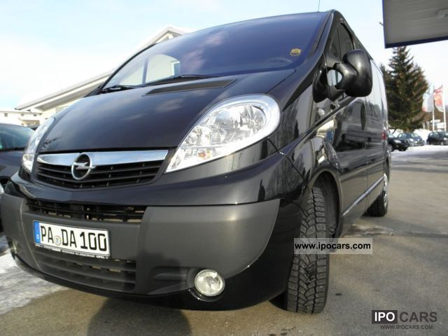 2007 opel vivaro 2 5 cdti cosmo l1h1 life car photo and. Black Bedroom Furniture Sets. Home Design Ideas