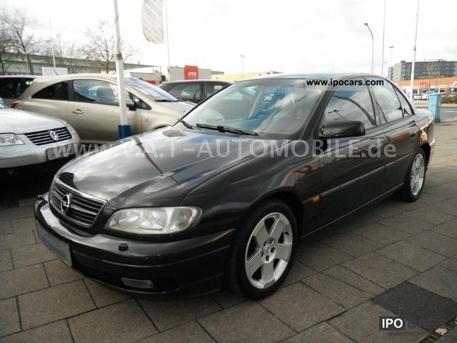 Opel  Omega 2.2 16V Sport \ 1999 Liquefied Petroleum Gas Cars (LPG, GPL, propane) photo