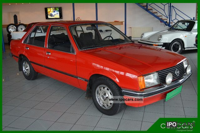 Opel  Record 101 HP + E + 1 BERLINA HAND ONLY 92 + TKM! 1978 Vintage, Classic and Old Cars photo
