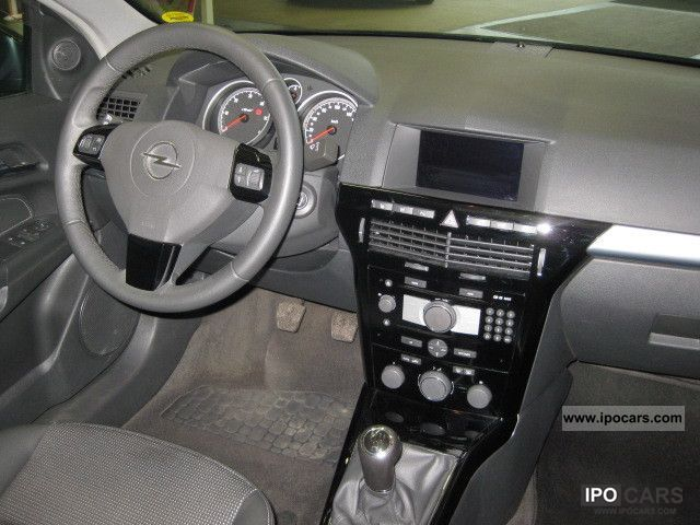 2008 opel astra gtc 1.9 cdti dpf cosmo, heater, air - car photo and