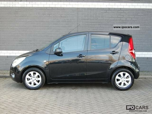 2010 opel agila 1 2 ecoflex edition car photo and specs. Black Bedroom Furniture Sets. Home Design Ideas