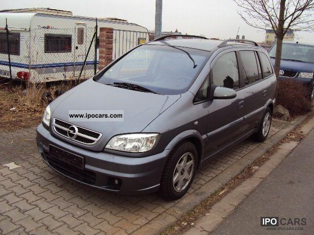 2005 Opel  2.0 dti Van / Minibus Used vehicle photo