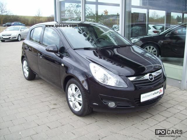 2011 opel innovation corsa d 1 4 5 door car photo and specs. Black Bedroom Furniture Sets. Home Design Ideas